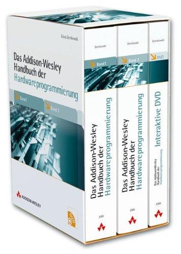 9783827323057: Das Addison Wesley Handbuch der Hardwareprogrammierung. 2 Bde