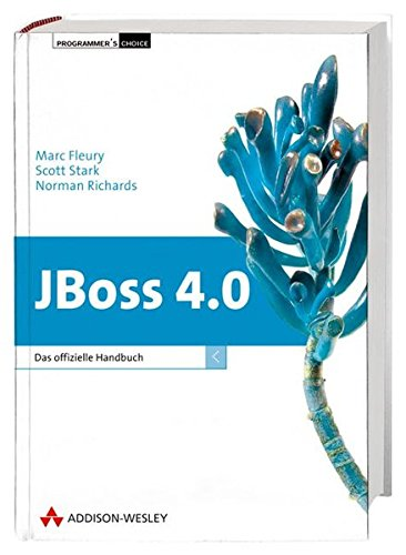 9783827323194: JBoss 4.0. Das offizielle Handbuch