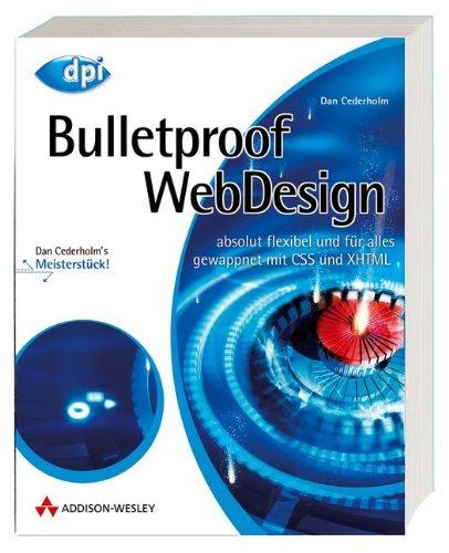 9783827323439: Bulletproof Webdesign, deutsche Ausgabe