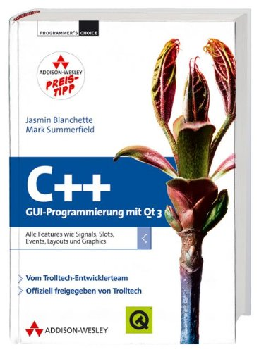 9783827323484: C++, GUI-Programmierung, m. CD-ROM