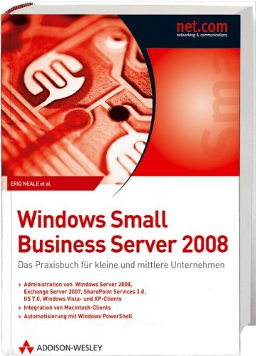 9783827323590: Small Business Server 2008