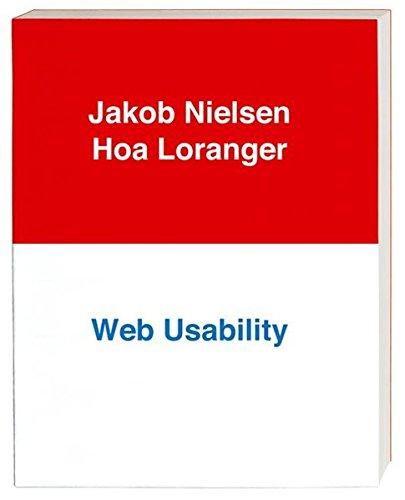 9783827324481: Web Usability - Deutsche Ausgabe (DPI Grafik)