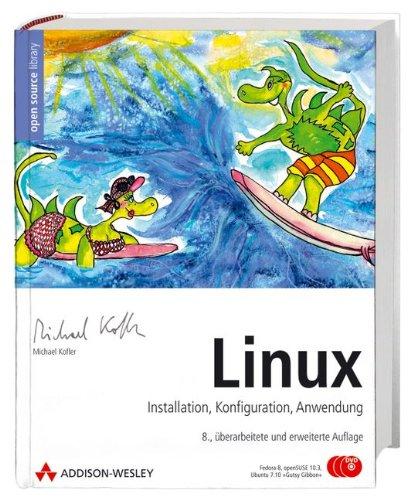 9783827324788: Linux