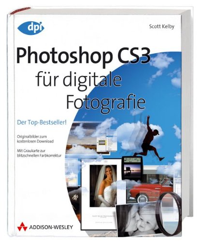 9783827325594: Photoshop CS3 für digitale Fotografie