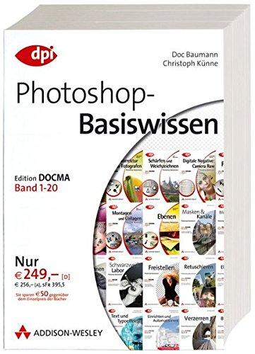 9783827326065: Photoshop-Basiswissen: Band 1-20