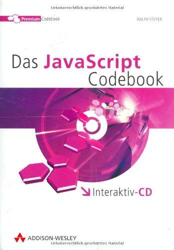 9783827327178: Javascript Codebook