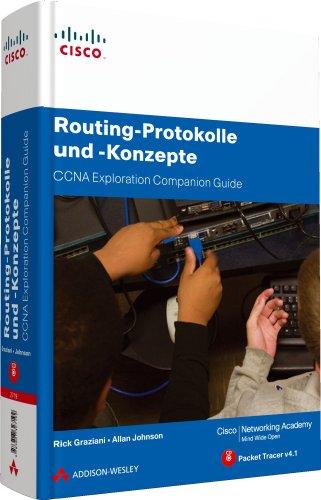 9783827327192: Routing-Protokolle und -Konzepte - CCNA Exploration Companion Guide
