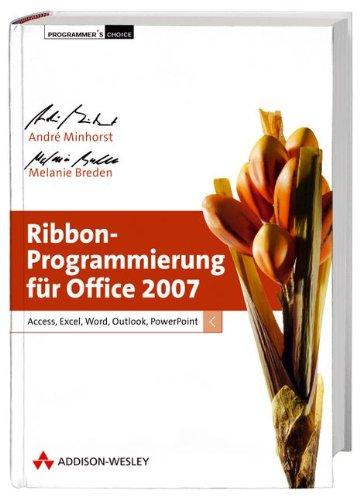 9783827327383: Ribbon-Programmierung für Office 2007