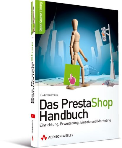 9783827329257: Das PrestaShop-Handbuch