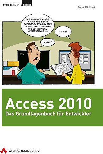9783827329509: Access 2010 - Das Grundlagenbuch für Entwickler