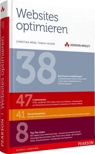 9783827329967: Websites optimieren - Das Handbuch