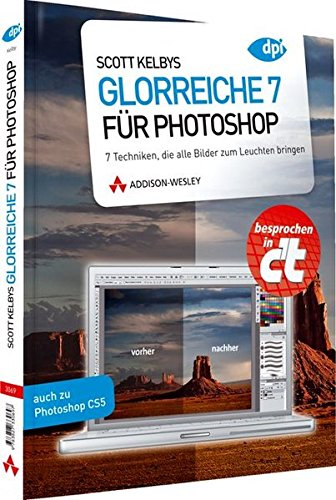 9783827330697: Scott Kelbys Glorreiche 7 für Photoshop