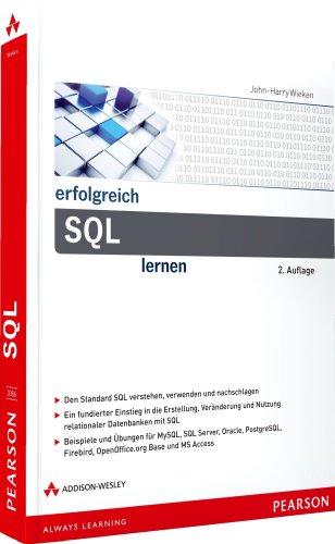 9783827330864: Erfolgreich SQL lernen