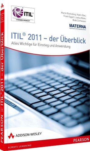 9783827331281: ITIL® 2011 - der Überblick: Alles Wichtige für Einstieg und Anwendung