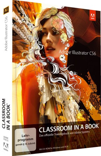 9783827331618: Classroom in a Book Illustrator CS6