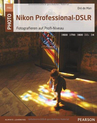 9783827332028: Nikon Professional-DSLR