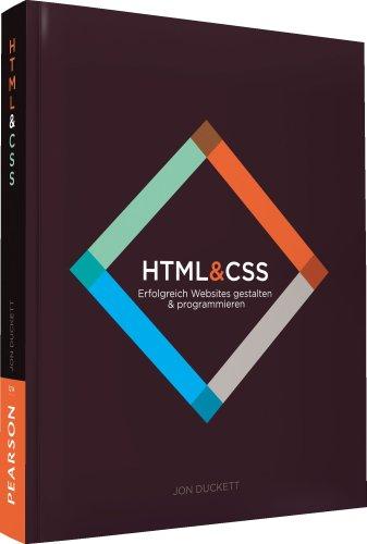 9783827332141: HTML & CSS: Erfolgreich Websites gestalten & programmieren