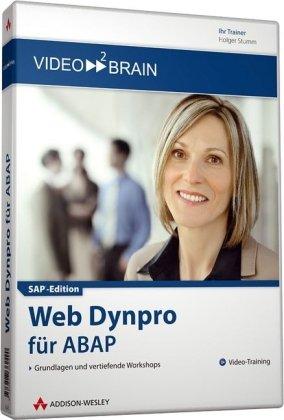9783827362490: video2brain Web Dynpro für ABAP: 8 Stunden Video-Training - Grundlagen und vertiefende Workshops