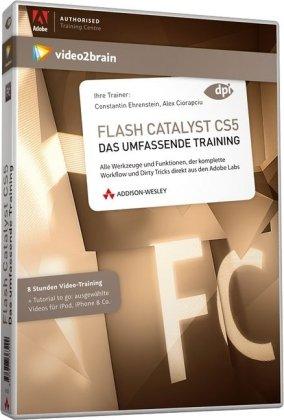 9783827363299: Flash Catalyst CS5: Das umfassende Training [import allemand]