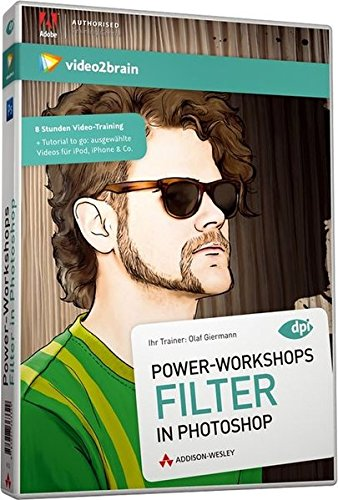 9783827363329: Power-Workshops: Filter in Photoshop (PC+MAC+Linux) [Alemania] [DVD-ROM]