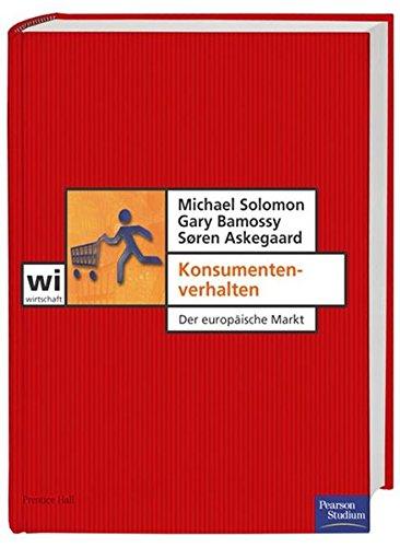 9783827370044: Konsumentenverhalten: Der europäische Markt
