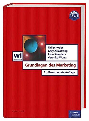 9783827370242: Grundlagen DES Marketings (German Edition)