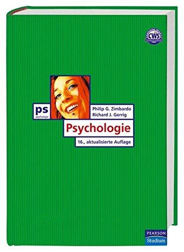 9783827370563: psychologie