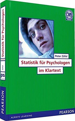 9783827370631: Statistik für Psychologen im Klartext