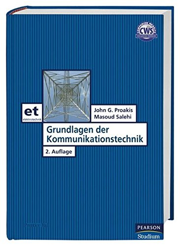 9783827370648: Grundlagen der Kommunikationstechnik