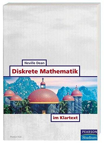 9783827370693: Diskrete Matthematik Im Klartext