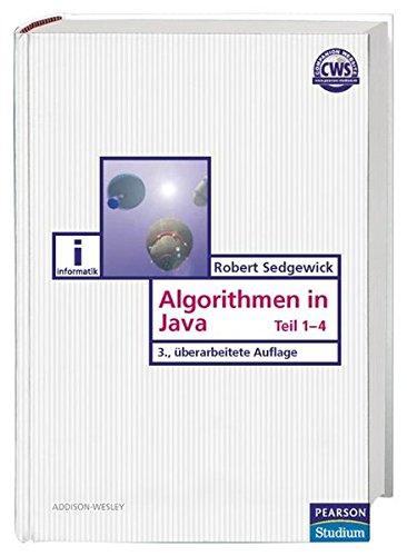 9783827370723: Algorithmen in Java