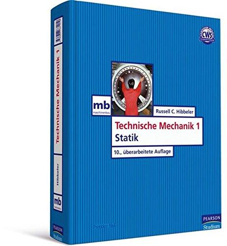 9783827371010: TECHNISCHE MECHANIK 1 - STATIK