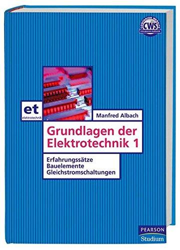 9783827371065: Grundlagen der Elektrotechnik 1