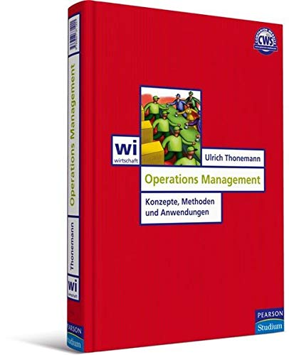 9783827371201: Operations Management