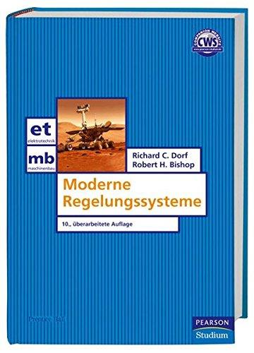 9783827371621: Moderne Regelungssysteme (Pearson Studium - Elektrotechnik)