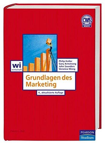 9783827371768: Kotler:Grundlagen des Marketing _c4