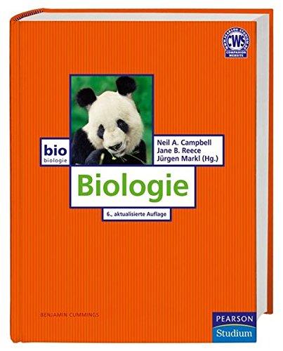 9783827371805: Campbell:Biologie _p1
