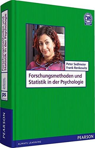 9783827371973: Forschungsmethoden und Statistik in der Psychologie