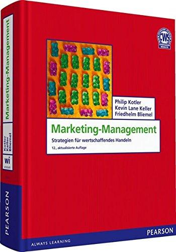 9783827372291: Marketing-Management