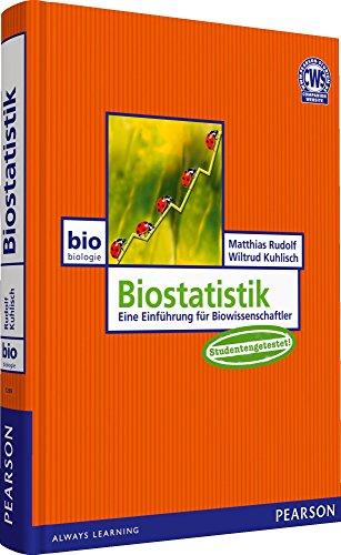 9783827372697: Biostatistik