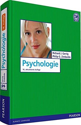 9783827372758: Psychologie