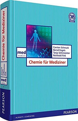 9783827372864: Chemie für Mediziner