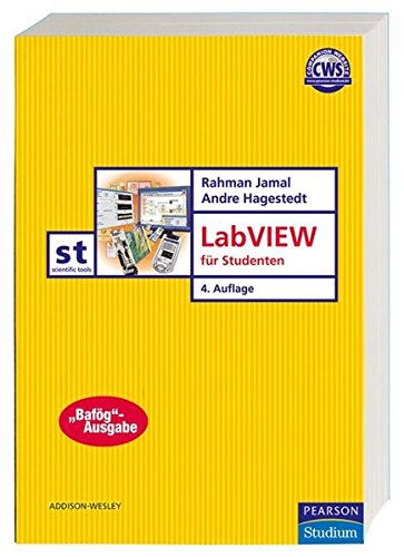 9783827373274: LabVIEW für Studenten