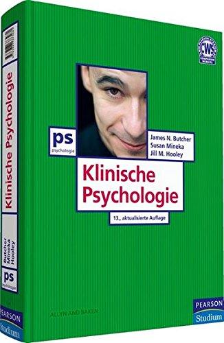 9783827373281: Klinische Psychologie (Pearson Studium - Psychologie)