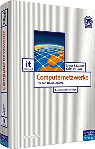 9783827373304: Computernetzwerke: Der Top-Down-Ansatz