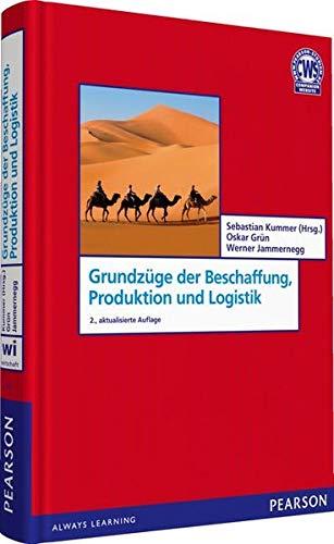 9783827373519: Grundzüge der Beschaffung, Produktion und Logistik