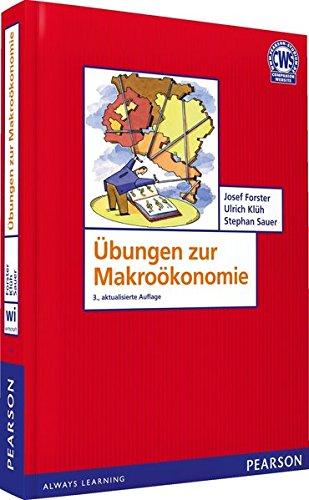 9783827373649: Übungen zur Makroökonomie
