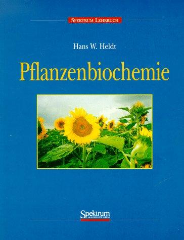 9783827401038: Pflanzenbiochemie