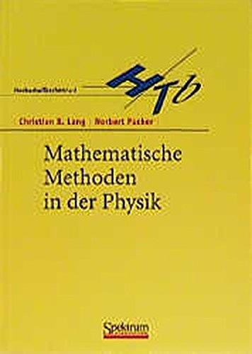 9783827402257: Mathematische Methoden in Der Physik