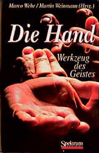 9783827402929: Die Hand Werkzeug Des Geistes